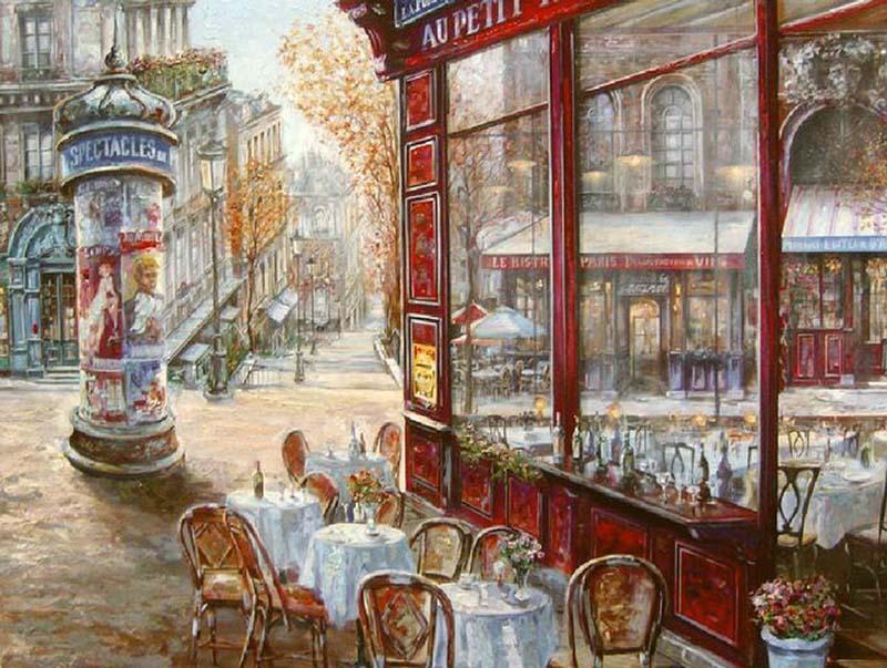 Я назначаю встречу вам в париже